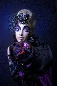 pic of evil queen  - Dark queen - JPG