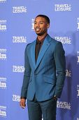 SANTA BARBARA - FEB 4: Michael B Jordan at the 29th Santa Barbara International Film Festival - Virt