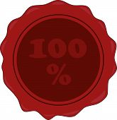 Hundred Percent Sealing Wax