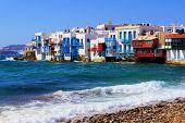 Picturesque Mykonos