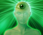 Third Eye Woman