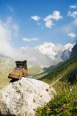 Sturdy Climber Boot