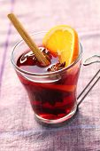 mulled wine, hot punch