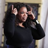 SANTA BARBARA - FEB 5: Oprah Winfrey at the 29th Santa Barbara International Film Festival Montecito
