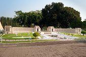 Palais De Chaillot In Mini Siam Park