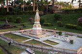 Phra Thart Panom In Mini Siam Park