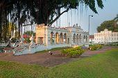 The Cloriette In Mini Siam Park