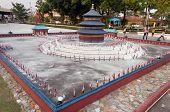 Altar Of Heaven In Mini Siam Park