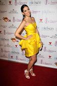 LOS ANGELES - AUG 1:  Edy Ganam at the Imagen Awards at the Beverly Hilton Hotel on August 1, 2014 in Los Angeles, CA