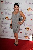 LOS ANGELES - AUG 1:  Gloria Garayua at the Imagen Awards at the Beverly Hilton Hotel on August 1, 2014 in Los Angeles, CA