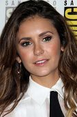 SAN DIEGO - JUL 25:  Nina Dobrev at the