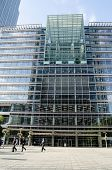 BP Headquarters, Docklands, London