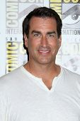 SAN DIEGO - JUL 25:  Rob Riggle at the