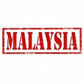 Malaysia-stamp