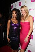 LOS ANGELES - AUG 2:  Vivica A. Fox, Brandi Glanville at the Vivica A. Fox's Fabulous 50th Birthday Party at the Phillippe Chow on August 2, 2014 in Beverly Hills, CA