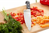 picture of chef knife  - Chef - JPG