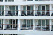 Cruise Ship Cabins