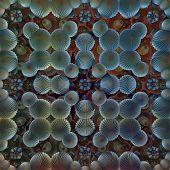 Lampions Blau