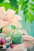 Composition Spa Bathing Salts Natural Flavors