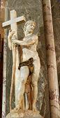 Michalangelo - Christ statue in Santa Maria sopra Minerva church - Rome