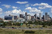 Denver Skyline, Colorado
