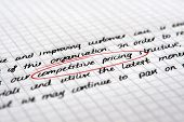 Customer Oriented Competitive Pricing