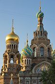 Church Of Savior On Spilled Blood