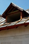roof window construction