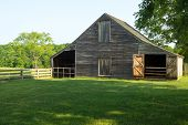 Meeks Stable - Appomattox Court House National Historical Park