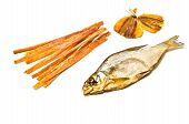 Fish Strips And Stockfish
