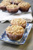 Apple Streusel Cupcakes