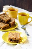 Date And Apple Squares