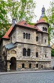 Old Synagogue, Prague