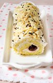 Almond Roulade