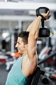 Shoulder Workout With Dumbbell