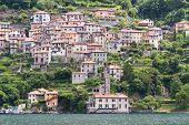 pic of lagos  - Lake Village of Careno Lago di Como Italy - JPG