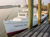 Old Workboat