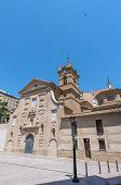 San Lorenzo Basilica At Huesca, Spain