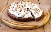 Carrot And Courgette Cake