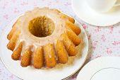 Vanilla And Cinnamon Bundt Cake