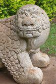 Chinese Stone Lion