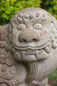 Stone Chinese Qilin