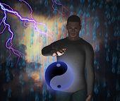 Yin Yang Storm
