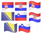 European Flags 11