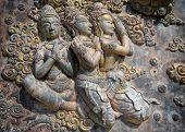 Decorative Lintel , Thailand
