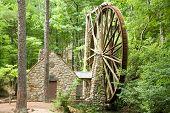 Water Wheel no.4