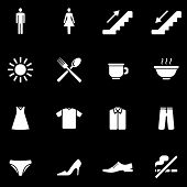 Vector useful Icons Set