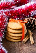 Ginger Snaps Cookies