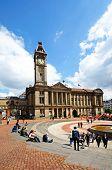 Chamberlain Square, Birmingham.