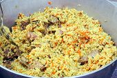 Cooked Pilaf
